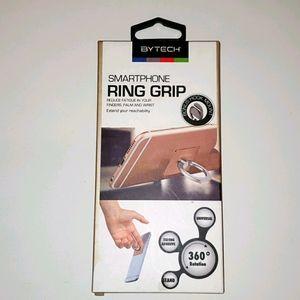 Bytech Smartphone 360° Rotation Ring Grip Gold